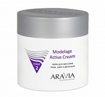 Крем для массажа Modelage Active Cream, 300 мл (ARAVIA Professional) | ARAVIA (Аравия)