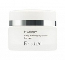 Крем для кожи вокруг глаз (Hyalogy Daily and nightly cream for eyes) | FORLLE'D (Фолед)