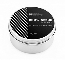 Скраб для бровей Brow Scrub by CC Brow | LUCAS' COSMETICS (Лукас косметикс)